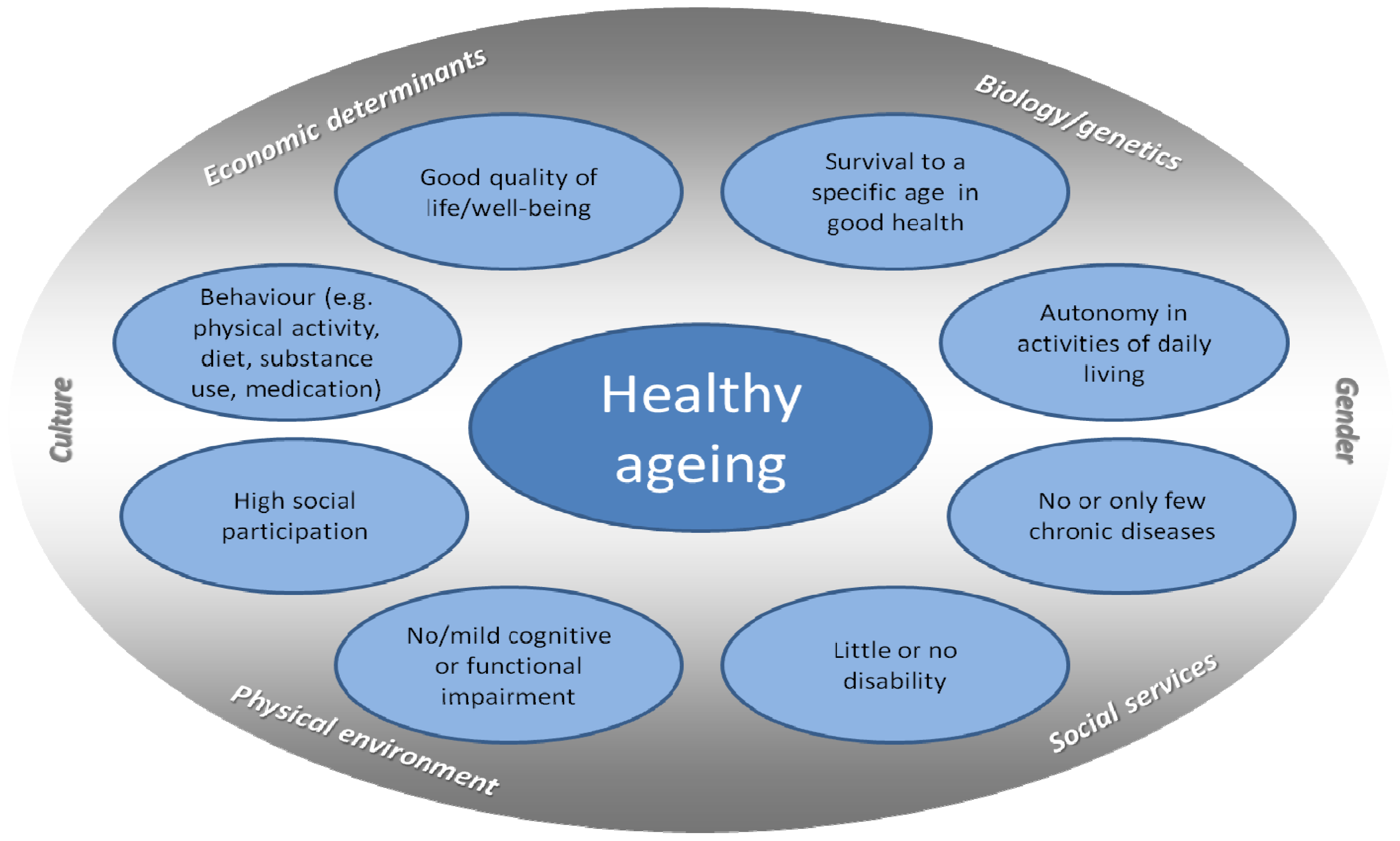 IJERPH | Free Full-Text | Indicators for Healthy Ageing — A Debate | HTML